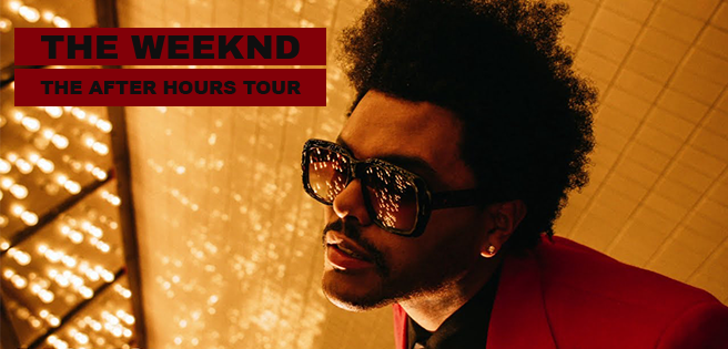 200806 The Weeknd Deluxe Banner Desktop