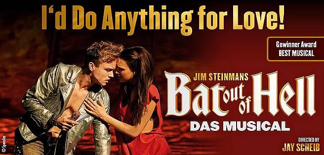190521 Bat Out Of Hell Startangebot