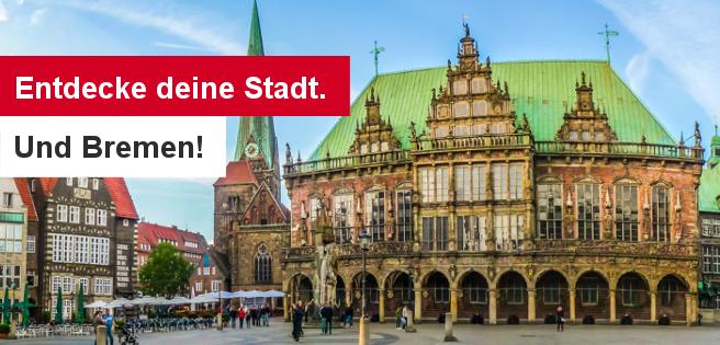 190522 Entdecke deine Stadt. Und Bremen