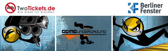 140917 Going Underground