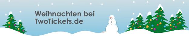 Weihnachten bei TwoTickets.de 2013