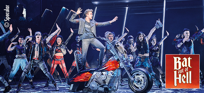 """Oberhausen: """"Bat out of Hell"""" im Stage Metronom Theater"""
