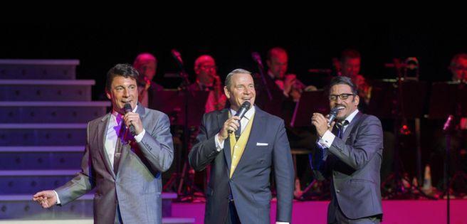 """Düsseldorf: """"Sinatra & Friends"""" in der Mitshubishi Electric Halle"""