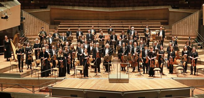 "Berlin: ""Klassische Momente"" in der Philharmonie"