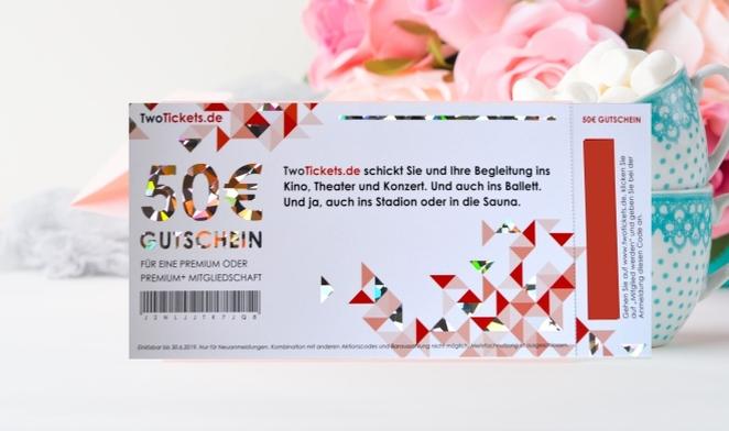 Unser 50€ Wertgutschein in der Special-Edition für nur 34,90€!