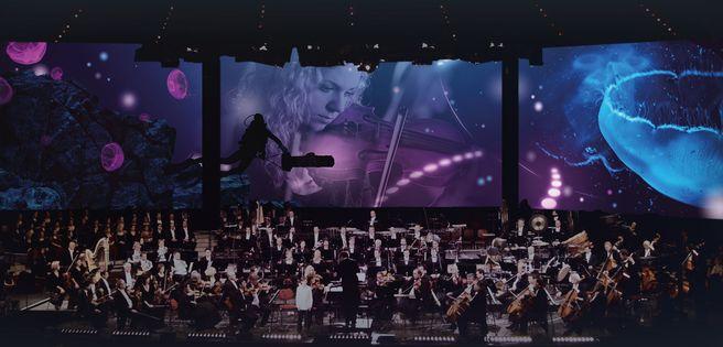 """München: """"Cinema in Concert"""" im Showpalast München"""