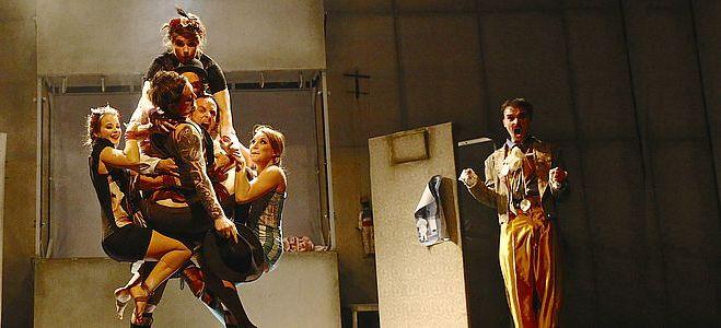 "Berlin: ""Memories of Fools"" im Chamäleon Theater"