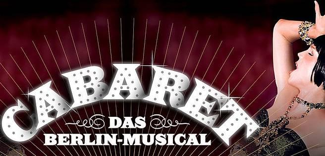 Berlin: CABARET - das Berlin-Musical im Tipi am Kanzleramt