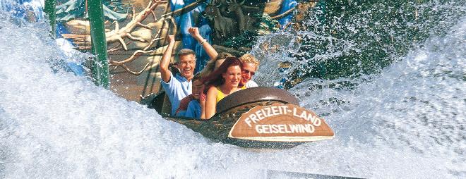 """Geiselwind: """"Tagesaufenthalt im Freizeit-Land Geiselwind"""""""