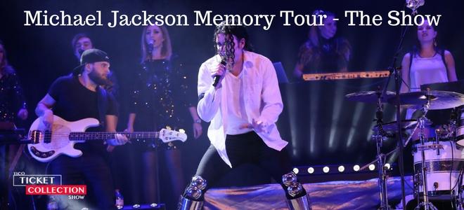 """Hamburg: """"Michael Jackson Memory Tour - The Show"""" in der Laeiszhalle"""