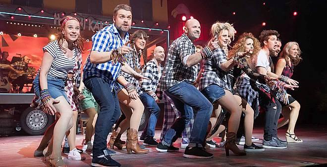 "Köln: ""Das ist Wahnsinn!"" - Das Musical mit den Hits von Wolfgang Petry im Musical Dome"