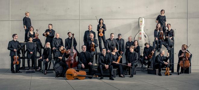München: Münchener Kammerorchester 8. Abonnementkonzert