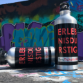 ERLEBNISDURSTIG - die  TwoTickets.de Trinkflasche!