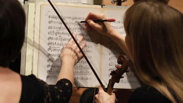 "Berlin: ""Mozartiana"" in der Berliner Philharmonie"
