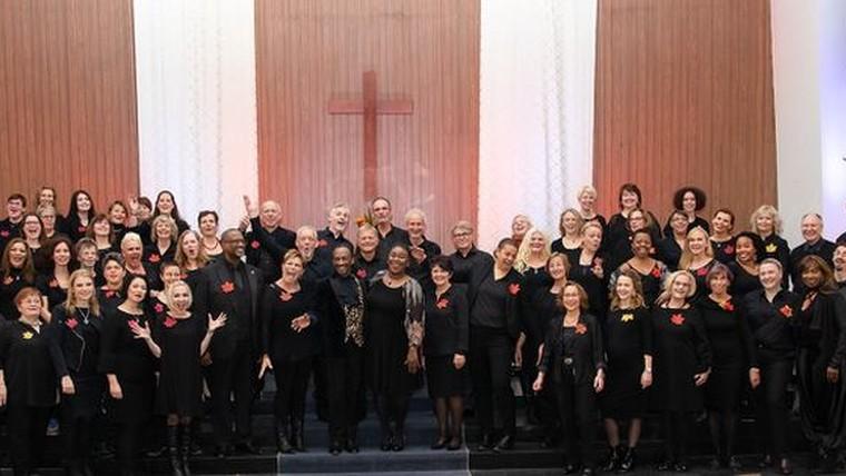"Berlin: ""The Great New Year's Day Gospel Show - Ingrid Arthur"" im Kammermusiksaal"