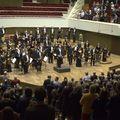 Leipzig: Neujahrskonzert mit Werken von Smetana, Rachmaninoff und Rimski-Korsakow im Gewandhaus