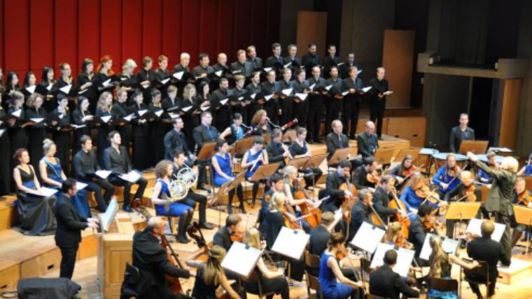 """Berlin: Beethovens """"Missa Solemnis"""" in der Philharmonie, Großer Saal"""