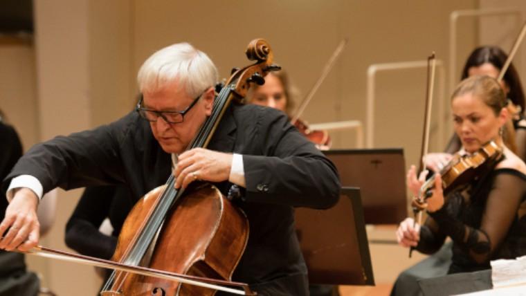 "Berlin: ""David Geringas - Celloabend"" im Blackmore´s Musikzimmer"