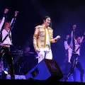 "Düsseldorf: ""Michael Jackson Memory Tour - The Show"" im Maritim Hotel"