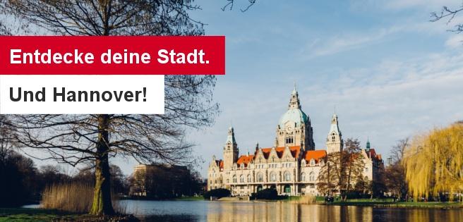 190522 Entdecke deine Stadt. Und Hannover