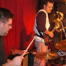 Jazz-Session mit Anfangsband