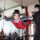 Fliegen im Windkanal beim Indoor Skydiving Bottrop