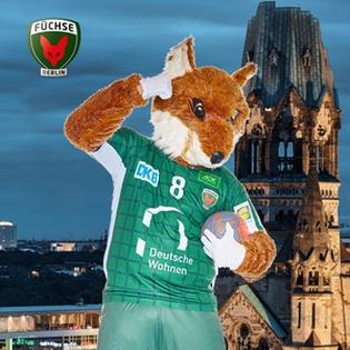 Füchse Berlin - HBW Balingen-Weilstetten