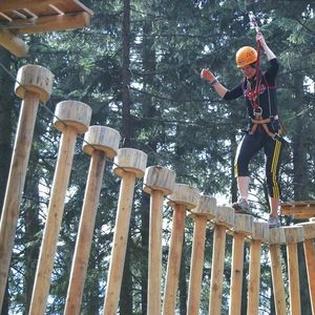 Gutschein für den Kletterwald Garmisch-Partenkirchen