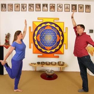 Yoga für eine strahlende Gesundheit