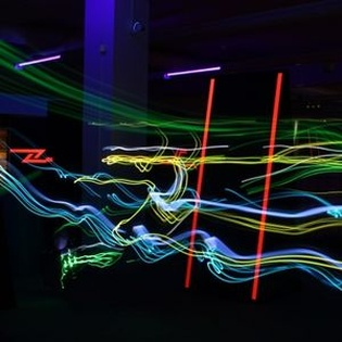 After Work Lasern im Laser Land