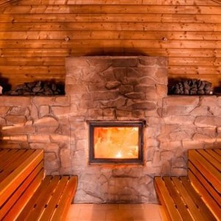 Ein Tag Entspannung in der Meri Sauna