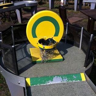 Minigolf in Dresden