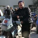 Mit dem Motorrad auf der Seidenstraße