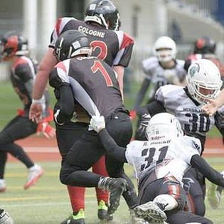 Cologne Falcons vs. Bielefeld Bulldogs