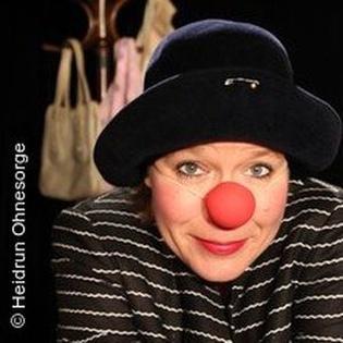 Die Clownin erwacht