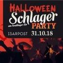 Halloweenschlagerparty in der Isarpost