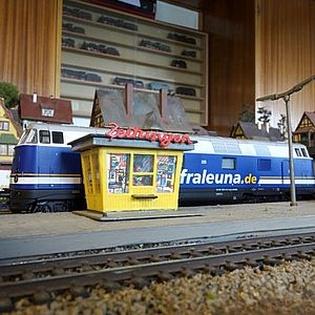Modellbahn-Ausstellung