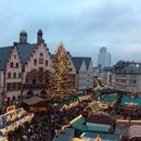 Wintervergnügen im alten Frankfurt