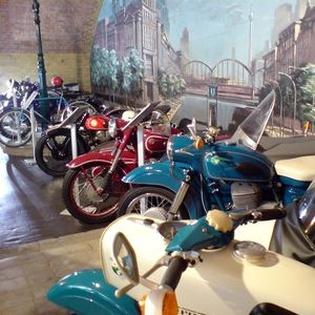 1.Berliner DDR Motorradmuseum