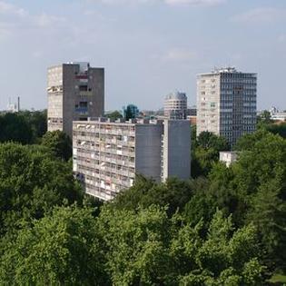 bauhaus_tour: The Hansaviertel  🇬🇧