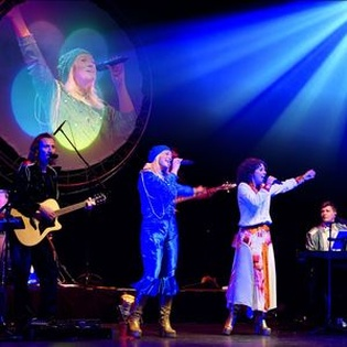 SUPER ABBA - a tribute to ABBA