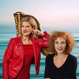 Nina Hoger und Ulla van Daelen