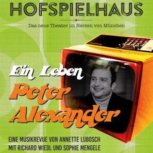Ein Leben - Peter Alexander