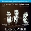 Leon Gurvitch & Friends u.a. mit Lesung von Sebastian Fitzek