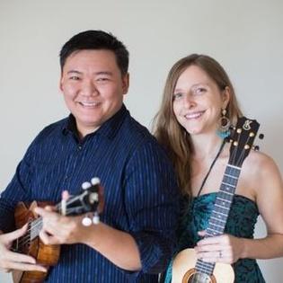 Sarah Maisel und Craig Chee