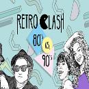 RETRO CLASH 80er vs. 90er PARTY
