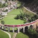Auf Schienen durch die Schweiz