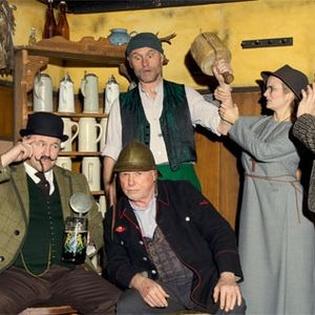 Die drei'quartel Bier-Rebellion