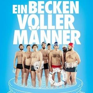 Ein Becken voller Männer (franz. OmU)