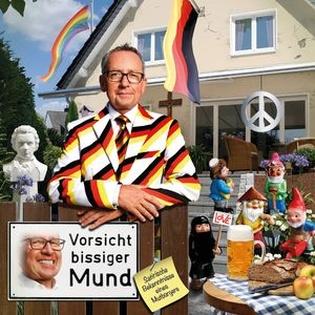 """Ferdinand Linzenich: """"Vorsicht bissiger Mund"""""""